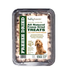 Healthy Breeds Grain Free Freeze Dried Dog Treats