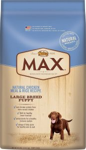 Nutro MAX Natural Chicken Meal and Rice