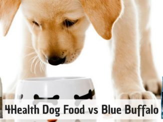 4Health Dog Food vs Blue Buffalo