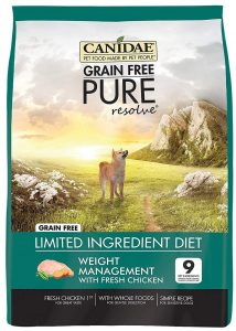 Canidae Grain Free Dry Dog Food