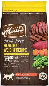 Merrick Healthy Weight Recipe