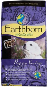 5. Earthborn Holistic Puppy Vantage Dry Dog Food