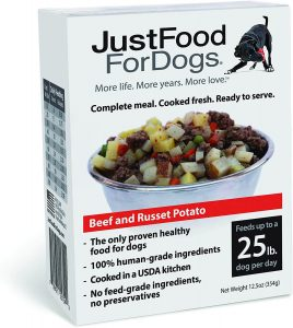 Pantry Fresh Dog Food