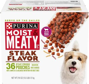 Purina Moist & Meaty